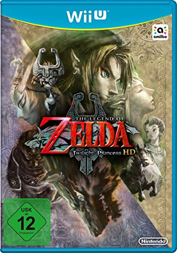 The Legend of Zelda: Twilight Princess HD - [Wii U]