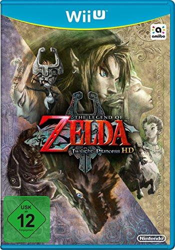 Nintendo The Legend of Zelda: Twilight Princess HD - Juego (Wii U, Acción / Aventura, Nintendo, Mar 04, 2016, T (Teen), ENG)