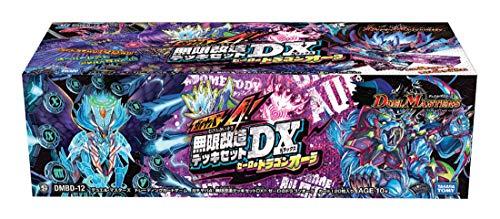 デュエル・マスターズTCG ガチヤバ4!無限改造デッキセットDX!! ゼーロのドラゴンオーラ DMBD-12