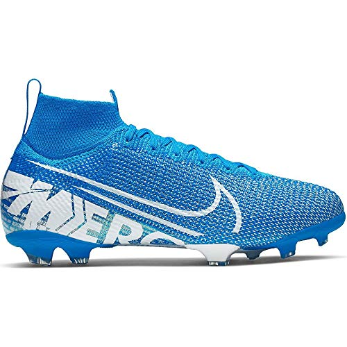 Nike JR Superfly 7 Elite FG blau - 5Y / 37.5