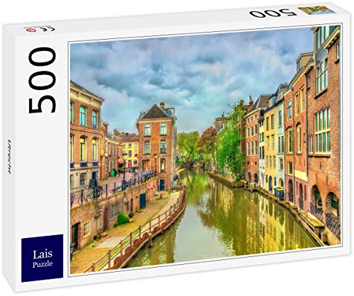 Lais puzzel Utrecht 500 stuks