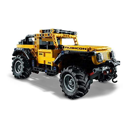LEGO-Technic Jeep-Geländewagen – LEGO 42122 - 2
