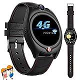 4G Orologio Intelligente Bambini,GPS Orologio Smartwatch Bambino con WIFI Chat Video SOS Gioco...