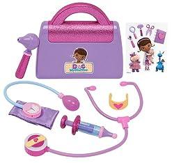 doc mcstuffins doctor set, pretend doctors set, top toys for preschoolers