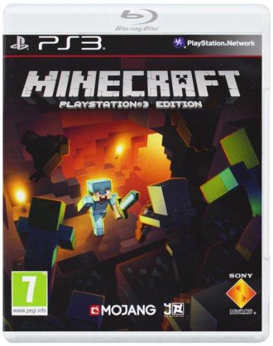Minecraft - Edición Estándar, PlayStation 3, Disco, Versión 117