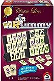 Schmidt- Jeu de Famille Classic Line - My Rummy avec des Figures, 49282