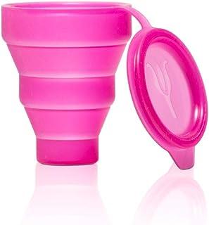 Amazon.es: esterilizador copa menstrual microondas