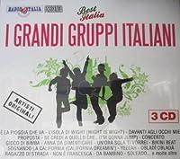 Audio Cd - Grandi Gruppi Italiani (I) (3 Cd) (1 CD)