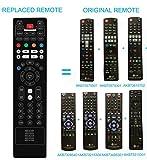 Vinabty - Mando a distancia para LG Blu-ray Disc DVD Home Theater 7in1, repuesto para AKB73275501 AKB72975301 AKB73615702 AKB73095401 AKB73215304 AKB73495301 AKB73315301