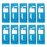 10 PCS for Sony Xperia M5 Carcasa Trasera Cubierta Adhesiva de HZZSTD