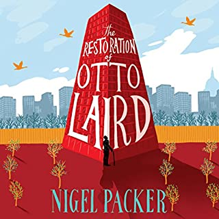 The Restoration of Otto Laird cover art