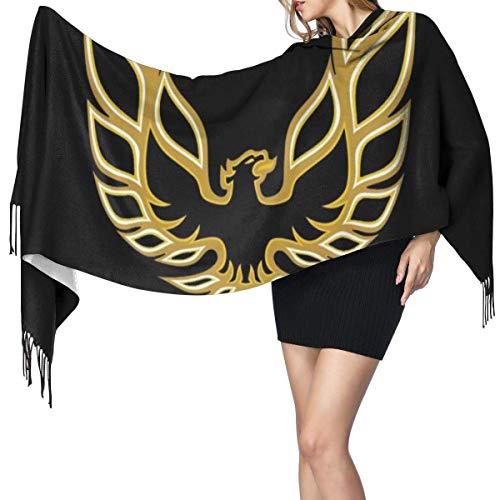 shenguang ~ Kai Dojo Cobra Kai Große weiche gemütliche Kaschmir Pashmina gewebte Schal Wrap Womans Warm Shawl Stola + Geschenkbox