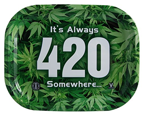 Rolling Tray - '420' - 180x140x16mm, broodschaal, mengschaal