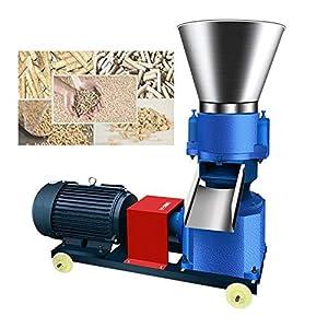 SISHUINIANHUA Tipo seco Peces flotantes Precio de la máquina Pellet alimentación Animal