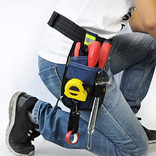 3/7 Taschen Gartenwerkzeugbeutel Multifunktionaler Oxford Gardening Elektriker Hüfttasche Hängen Beutelhalter