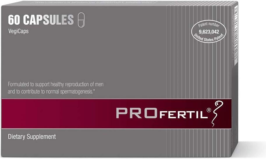 Genuine Free Shipping Profertil Outlet ☆ Free Shipping for Men 60 Pharma Capsules Lenus