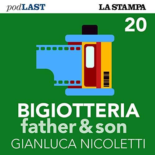 """""""Parliamo un po' di Adrian"""" (Bigiotteria, Father & Son 20) copertina"""
