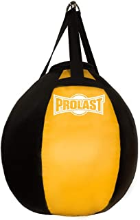 PROLAST Wrecking Ball Heavy Bag Body Snatcher Professional Boxing Training Muay Thai MMA Specialty Punching Bag (Filled)