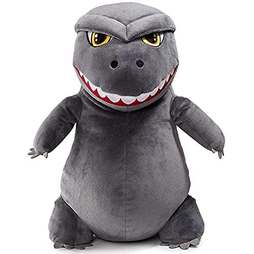 TSMALL Godzilla Movie Monster Plüschtier, Godzilla Toy Figuren, süßes Dinosaurier Stofftier, Godzilla vs King Kong Spielzeug, Kinderspielzeug Geschenke für Jungen und Mädchen,32cm