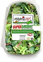 Organicgirl Supergreens, 10 oz Clamshell
