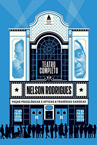 Box Teatro completo Nelson Rodrigues