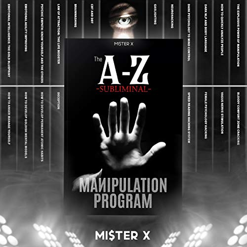 The A-Z Subliminal Manipulation Program cover art