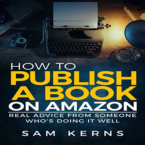 How to Publish a Book on Amazon Titelbild