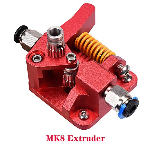 BIGTREETECH Direct Upgrade MK8 Extruder CR10S PRO Dual Gear Extruder for Ender 3/5 CR10S PRO 3D Printer Parts