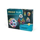LIGHTNING SPEEDY Giochi magnetici per Bambini 3 Anni | Giochi Calamite per Bambini 32/46 Pezzi | Gioco Magnetico per Costruzioni | Costruzioni magnetiche Palline (46 Pezzi)+