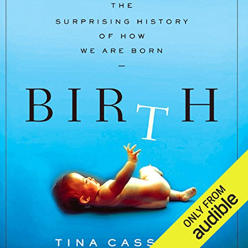 Birth audiobook cover art