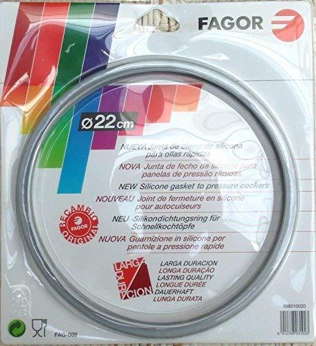 Fagor: Junta De Silicona 998010020 22 Cm