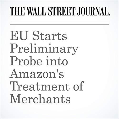 EU Starts Preliminary Probe into Amazon's Treatment of Merchants copertina