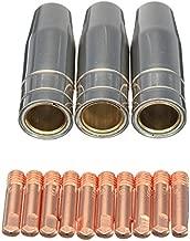 KUNSE 10pcs MGMN300-M Inserts en Carbure 3 mm De Largeur pour MGEHR//MGIVR Rainurage Cut Out Tool Outil De Tournage