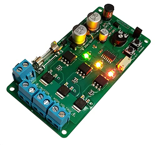 Galak Electronics Traffic Light Controller Sequencer 85VAC-265VAC, 30+ Sequences, Including Realistic Traffic Patterns, Random Modes, and Lots of Fun & Exciting Chaser Sequences - Made in The USA