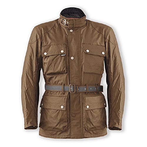 GARIBALDI Heritage 1972 Wax Cotton Brown Cazadora, Hombre, marrón, S