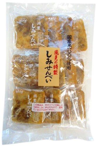 風見製菓 しみせんべい 12枚
