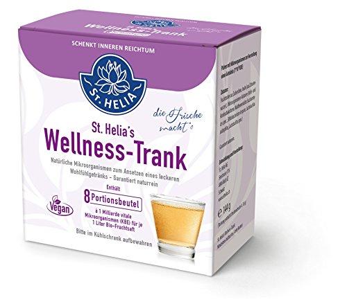 Wellness Trank Enzymgetränk - Qualität aus der Schweiz - Vegan für beste Vitalität