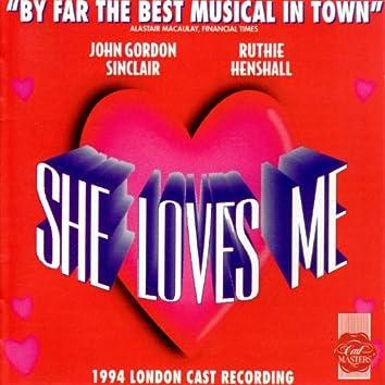 She Loves Me (1994 London Cast Recording)
