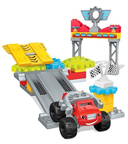 Mega Bloks - Garaje de axle City (Mattel DPH77)