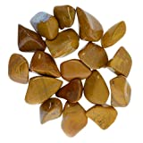 Yellow Jasper Tumbled Crystal