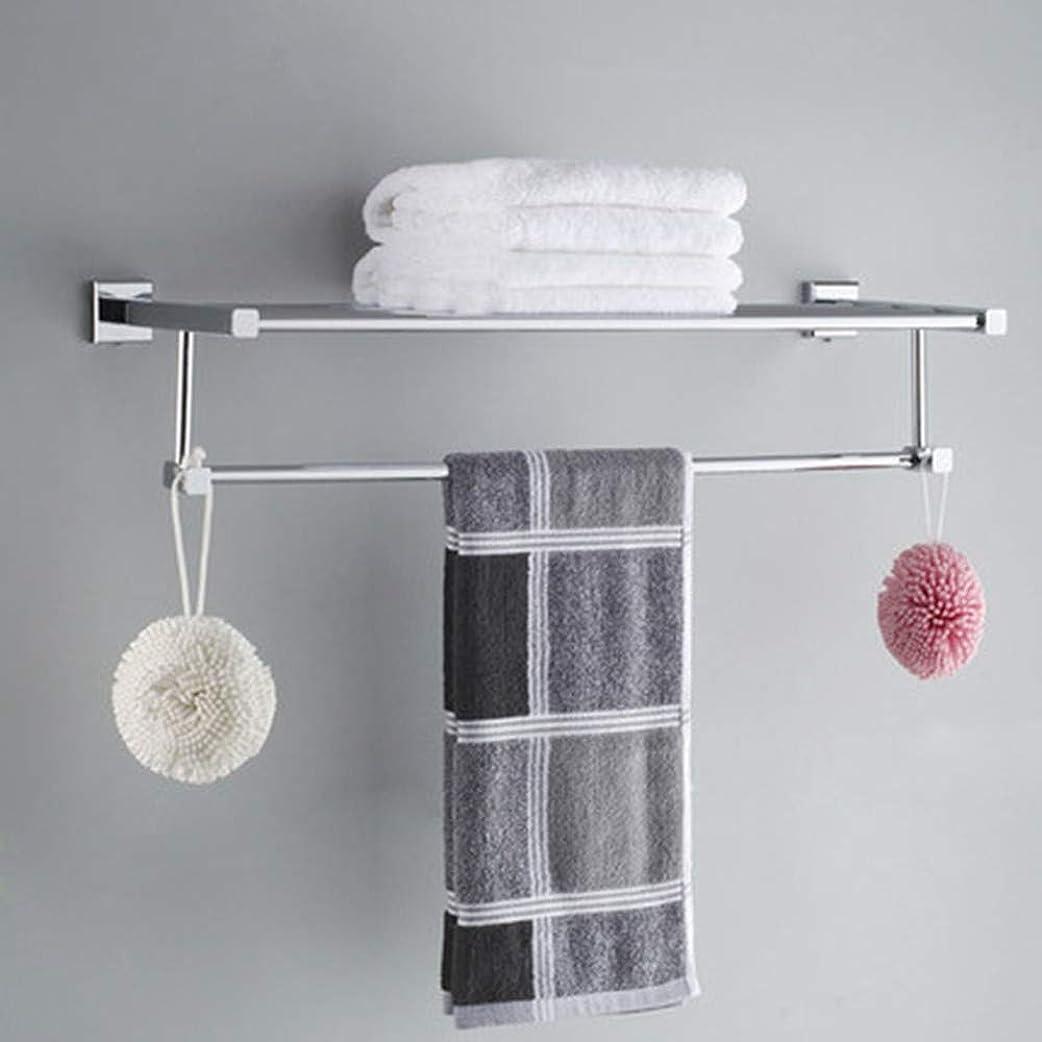 タオル掛け壁掛け式バスタオル掛けバスルームアクセサリータオル掛け