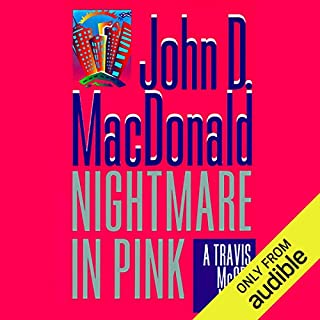 Nightmare in Pink audiobook cover art