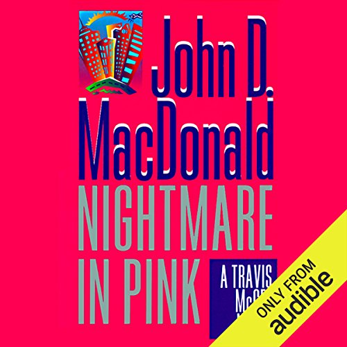 Couverture de Nightmare in Pink