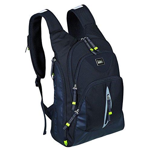 Marinepool Executive Backpack Segelrucksack 25l schwarz