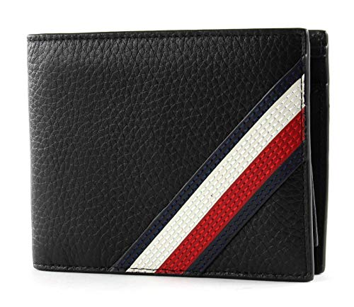 Tommy Hilfiger Downtown CC Flap and Coin Black