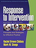 Response to Intervention, Second Edition: Principles and Strategies for Effective Practice (The Guilford Practical Intervention in the Schools Series)