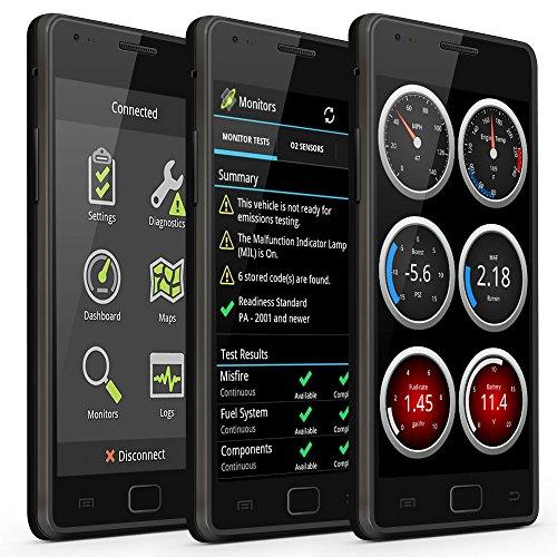 OBDLink LX OBD2 Bluetooth Scanner