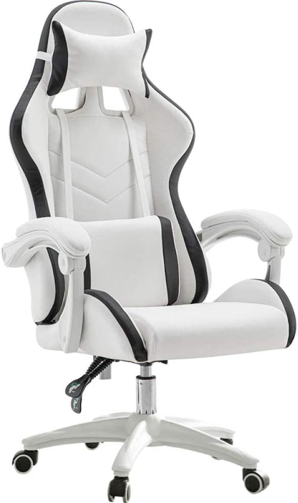 Office Chair Computer 5 ☆ very popular Gaming Reclining Armchair Deluxe Footr with