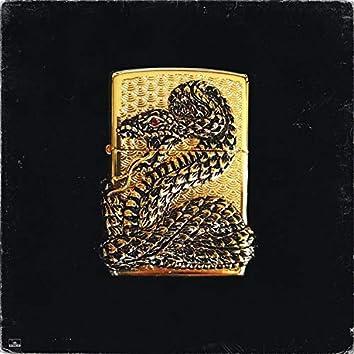Golden Zippo