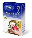 Mayla Omega 3 6 9 Complemento Alimenticio - 30 Cápsulas